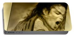 Golden Child Michael Jackson Portable Battery Charger