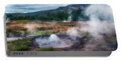 Golden Circle - Iceland Portable Battery Charger
