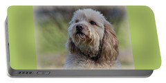Golden Doodle Portable Battery Charger