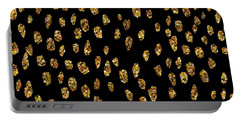 Golden Dots Portable Battery Charger