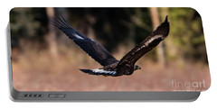 Golden Eagle Flying Portable Battery Charger by Torbjorn Swenelius