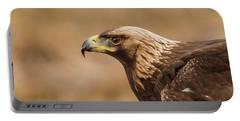 Golden Eagle's Portrait Portable Battery Charger