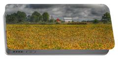 0012 - Golden Fields Farm Portable Battery Charger