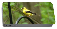 Golden Finch Portable Battery Charger