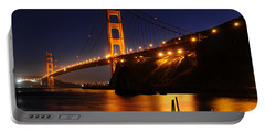 Golden Gate Bridge 1 Portable Battery Charger