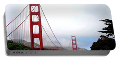 Golden Gate Bridge Full View Portable Battery Charger