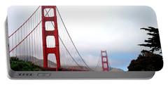 Golden Gate Bridge Full View Portable Battery Charger