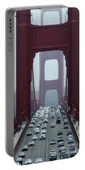 Golden Gate Bridge, San Francisco Portable Battery Charger