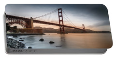 Golden Gate Bridge, San Francisco Portable Battery Charger
