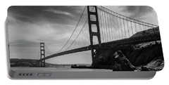 Golden Gate East Bw Portable Battery Charger