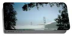 Golden Gate Fog  Portable Battery Charger