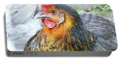 Golden Hen Portable Battery Charger