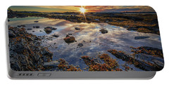 Golden Hour At Pott's Point Portable Battery Charger