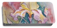 Golden Iris Portable Battery Charger