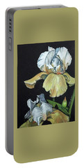 Golden Iris Portable Battery Charger
