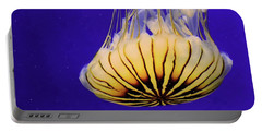 Golden Jellyfish Portable Battery Charger