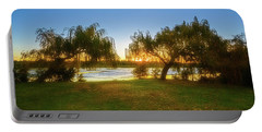 Golden Lake, Yanchep National Park Portable Battery Charger by Dave Catley