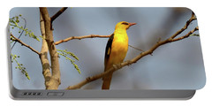 Golden Orioles Portable Battery Charger