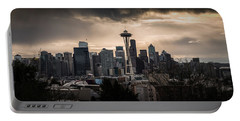 Golden Sky Seattle Portable Battery Charger