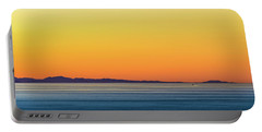 Golden Sunset Series I Portable Battery Charger