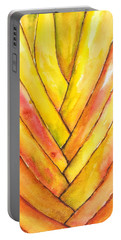 Golden Travelers Palm Trunk Portable Battery Charger