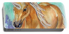 Golden Unicorn Portable Battery Charger