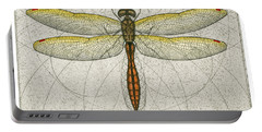 Golden Winged Skimmer Portable Battery Charger
