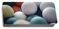 Golf Balls Portable Battery Charger