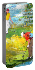 Golf Buddies #2 Portable Battery Charger