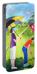 Golf Buddies #3 Portable Battery Charger