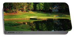 Golf The Landing #3 Reynolds Plantation Lake Oconee Ga Art Portable Battery Charger