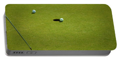 Golf - The Longest Inch Portable Battery Charger by Chris Flees