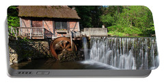 Gomez Mill In Spring #1 Portable Battery Charger
