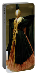 Gone With The Wind - Carol Burnett Portable Battery Charger by LeeAnn McLaneGoetz McLaneGoetzStudioLLCcom