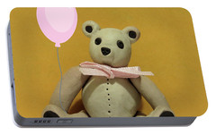 Portable Battery Charger featuring the photograph Good Bear by Rosalie Scanlon