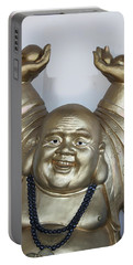 Good Luck Buddha Portable Battery Charger