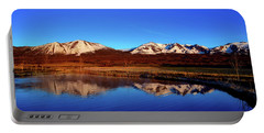 Good Morning Colorado Portable Battery Charger by L O C