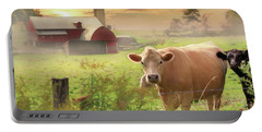 Portable Battery Charger featuring the photograph Good Morning by Lori Deiter