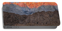 Good Morning Mount Whitney Portable Battery Charger