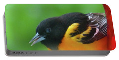 Good Morning Mr. Oriole Portable Battery Charger