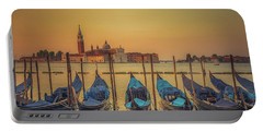 Good Morning Venice Portable Battery Charger
