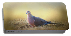 Good Mourning Dove Portable Battery Charger