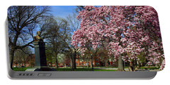 Goodale Park In The Spring Portable Battery Charger