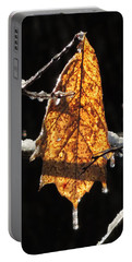 Goodbye To Autumn Portable Battery Charger