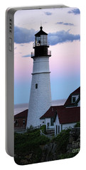 Goodnight Moon, Goodnight Lighthouse  -98588 Portable Battery Charger by John Bald