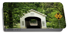 Goodpasture Covered Bridge Portable Battery Charger