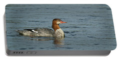 Goosander 9816 Portable Battery Charger by Michael Peychich
