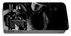 Gord Downie Portable Battery Charger