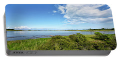 Gordons Pond Overlook - Cape Henlopen State Park - Delaware Portable Battery Charger by Brendan Reals