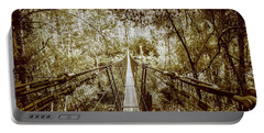 Gorge Swinging Bridges Portable Battery Charger